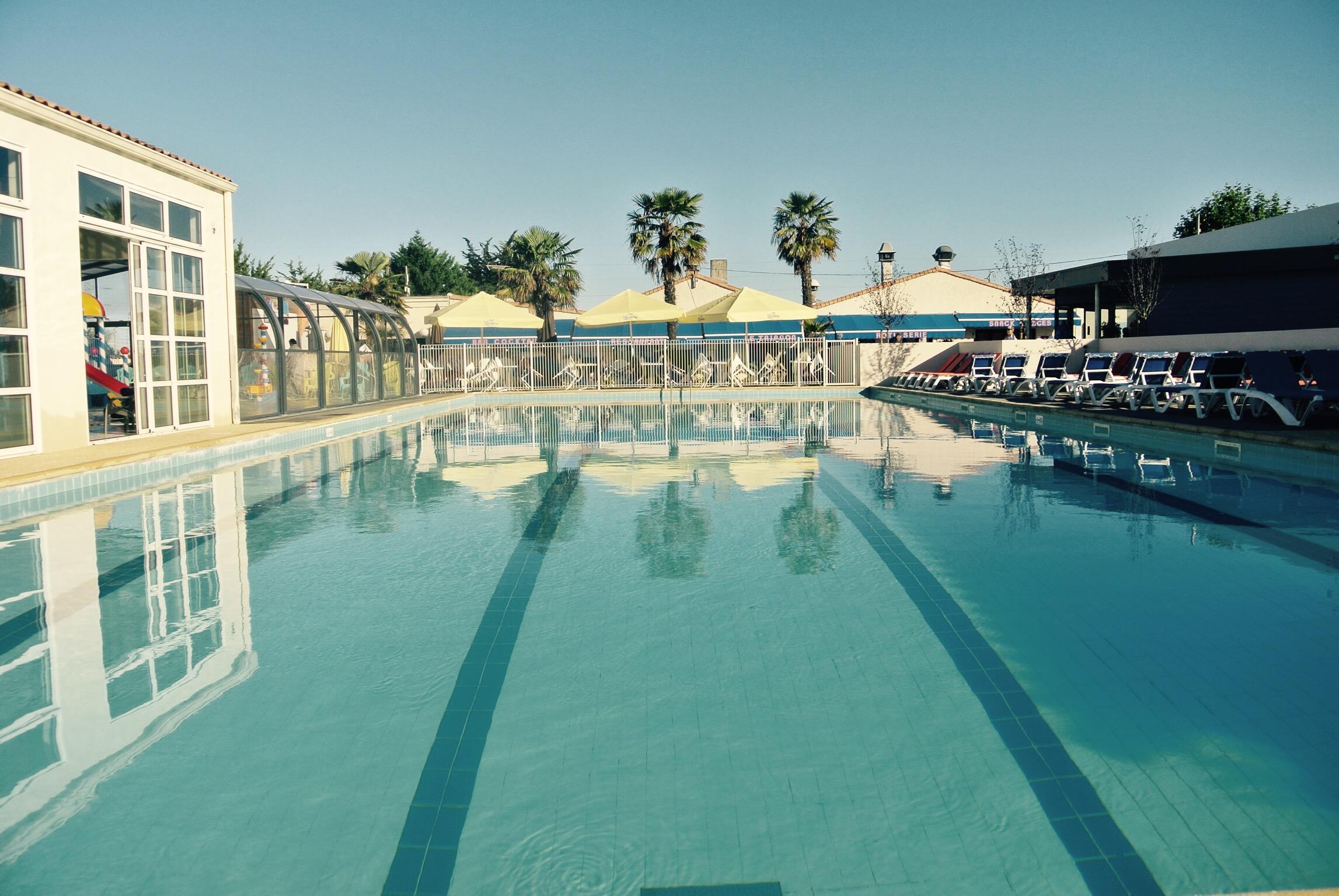 Olonne sur mer camping le trianon plein air vacances for Club piscine ste marie
