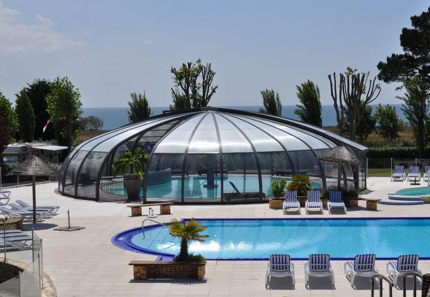 Nevez camping le raguen s plage plein air vacances for Club piscine st jerome telephone