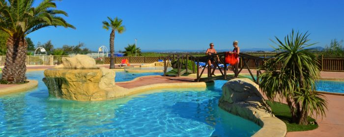 Palavas  Camping Montpellier Plage  Plein Air Vacances