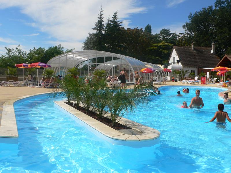 Trogues camping le parc des allais plein air vacances for Club piscine ste marie