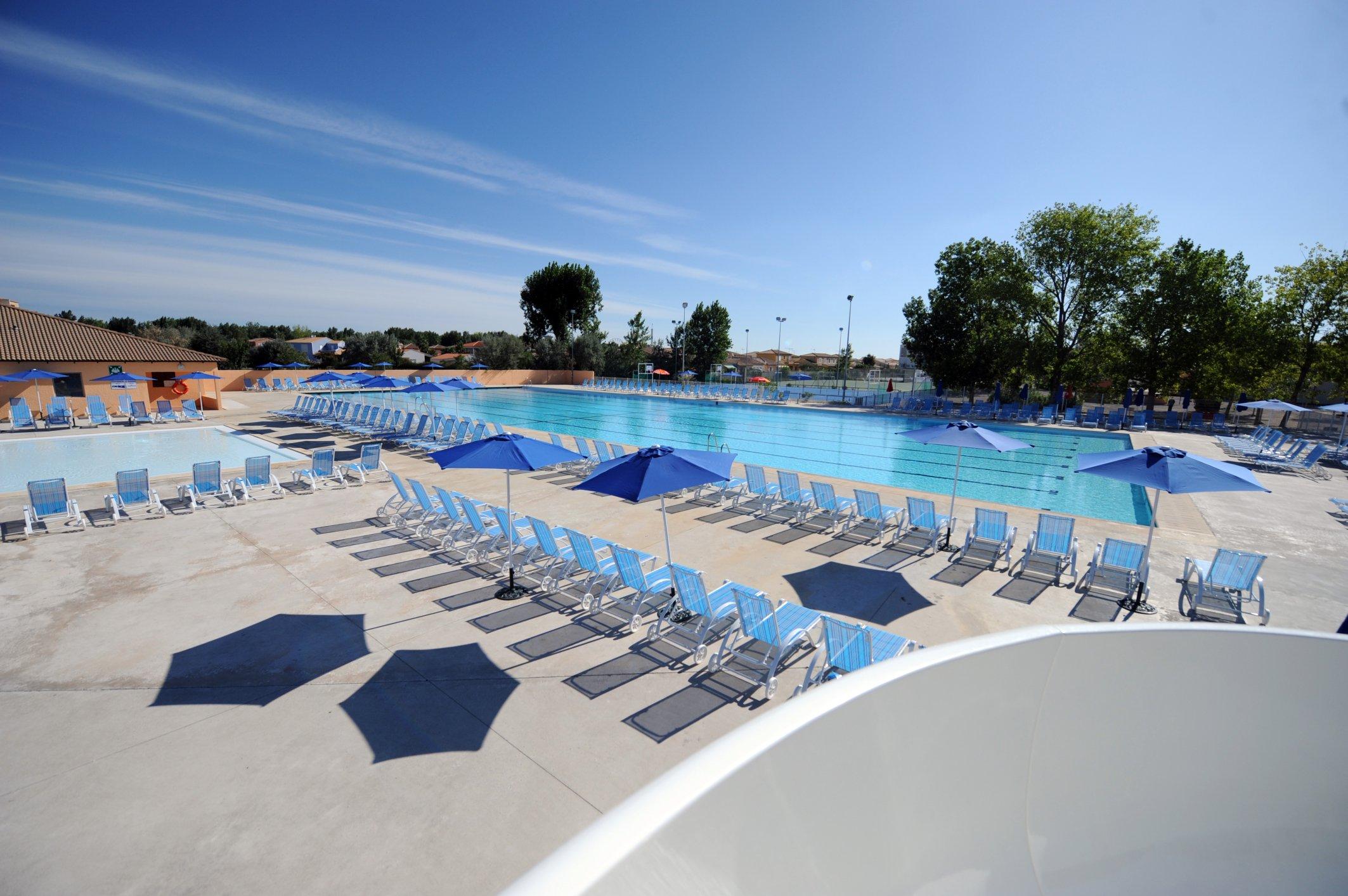 Le grau du roi camping l 39 elys e plein air vacances - Camping grau du roi avec piscine ...