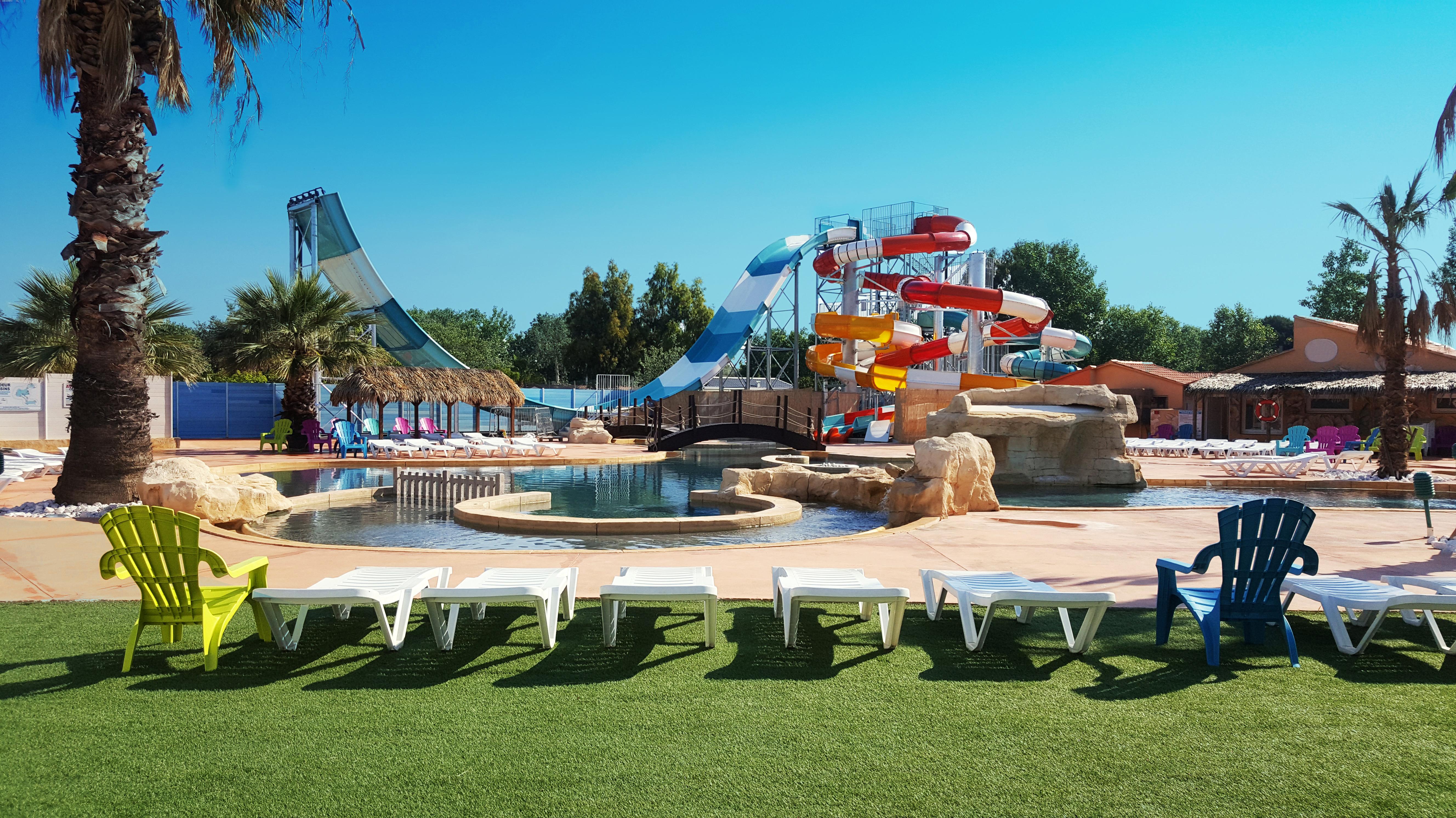 Le barcares camping les tamaris plein air vacances for Club vacances ardeche avec piscine